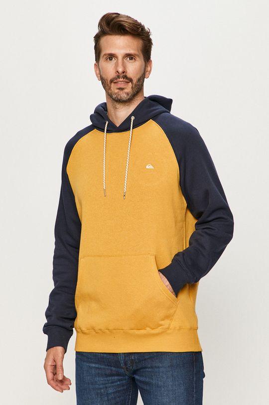 galben Quiksilver - Bluza De bărbați