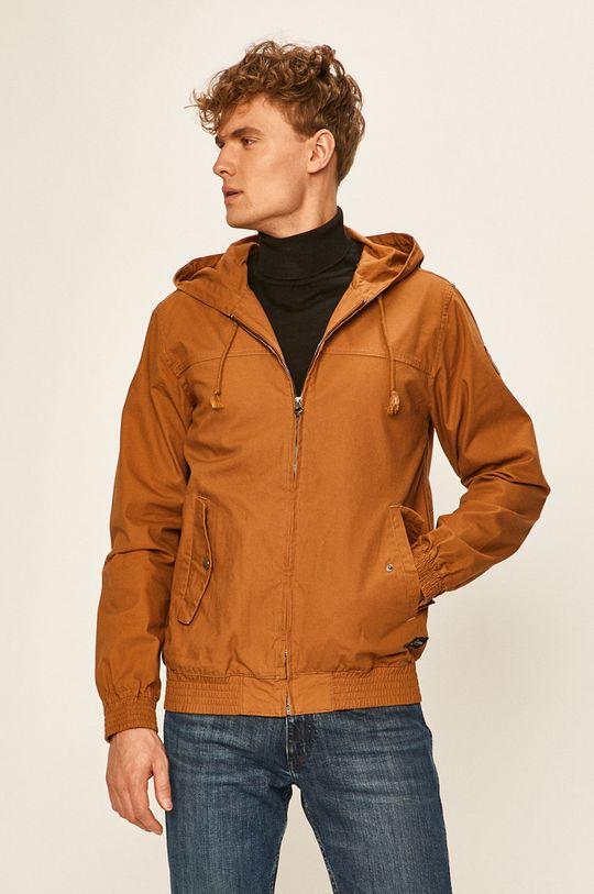 коричневий Quiksilver - Куртка Чоловічий