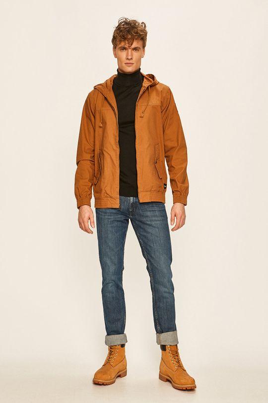 Quiksilver - Куртка коричневий