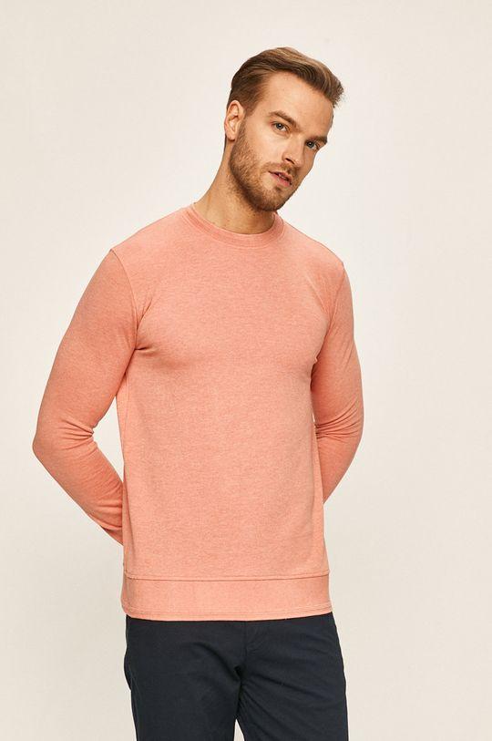 roz murdar Selected - Bluza De bărbați