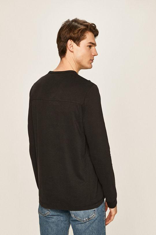 Calvin Klein Jeans - Pánske tričko s dlhým rukávom  100% Bavlna