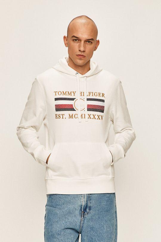 alb Tommy Hilfiger - Bluza De bărbați