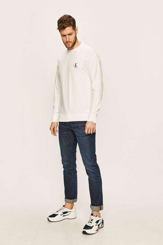 Calvin Klein Underwear - Bluza alb