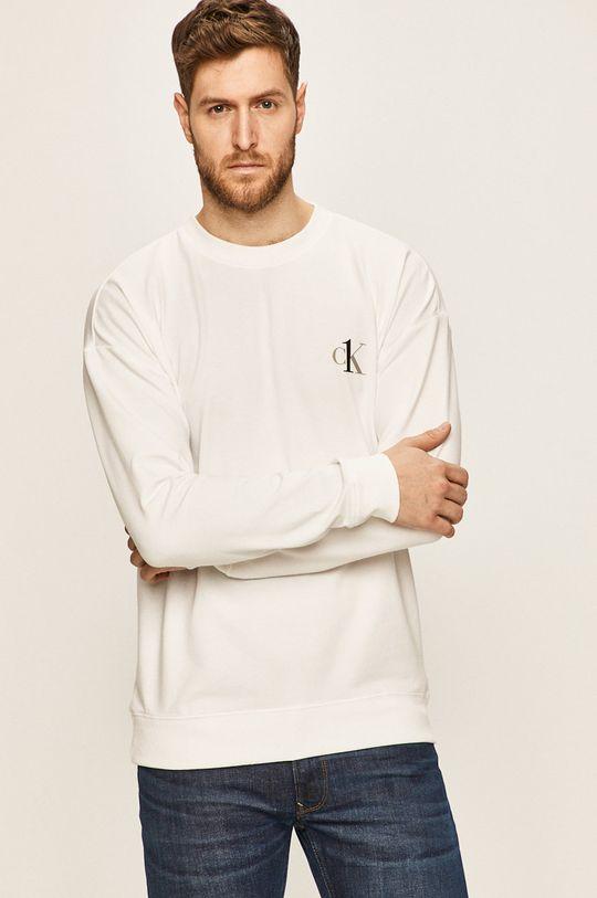 alb Calvin Klein Underwear - Bluza