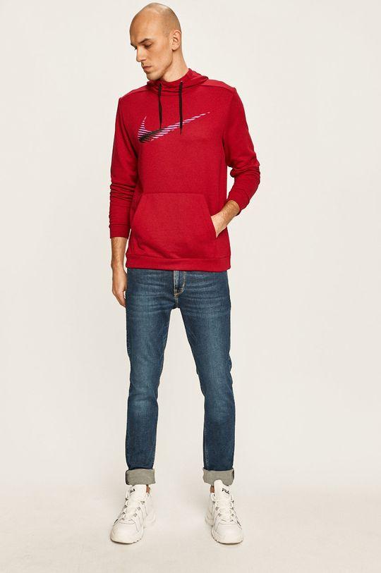 Nike - Mikina červená