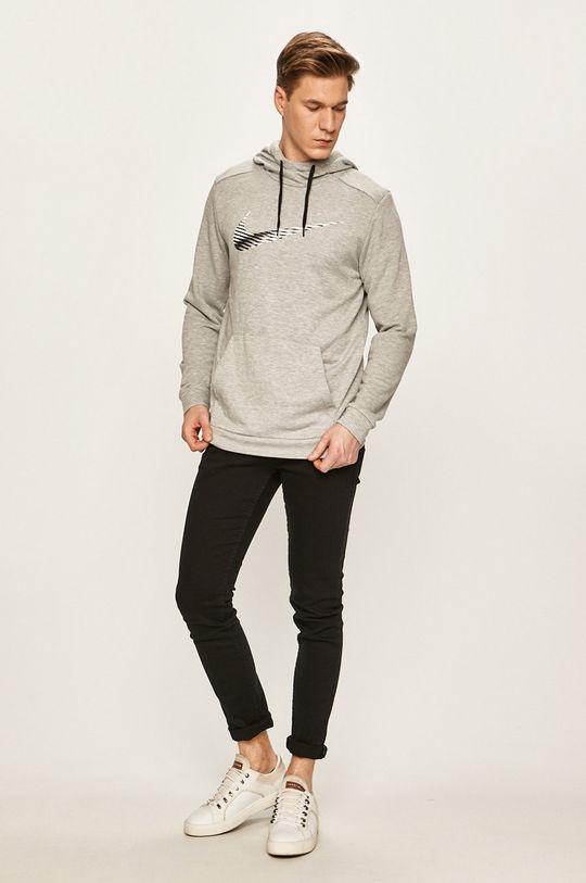 Nike - Mikina šedá