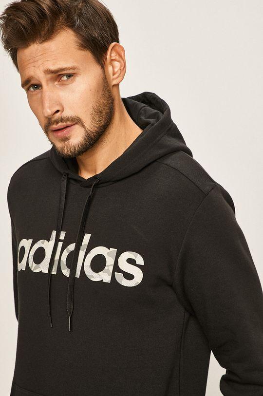 чёрный adidas - Кофта Мужской