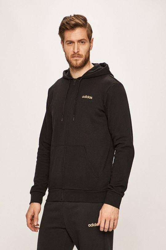 negru adidas - Bluza De bărbați