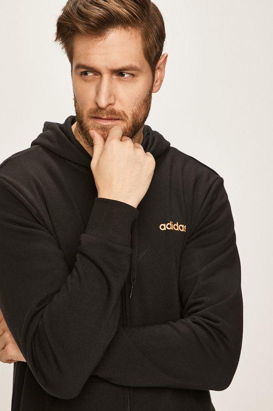negru adidas - Bluza