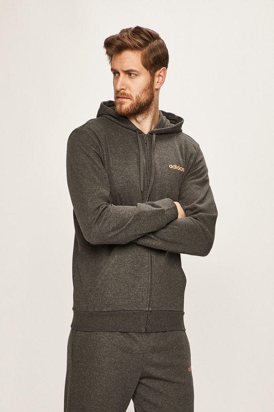 gri deschis adidas - Bluza De bărbați