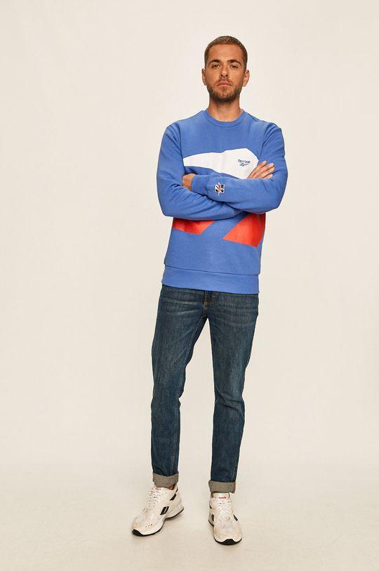 Reebok Classic - Bluza niebieski