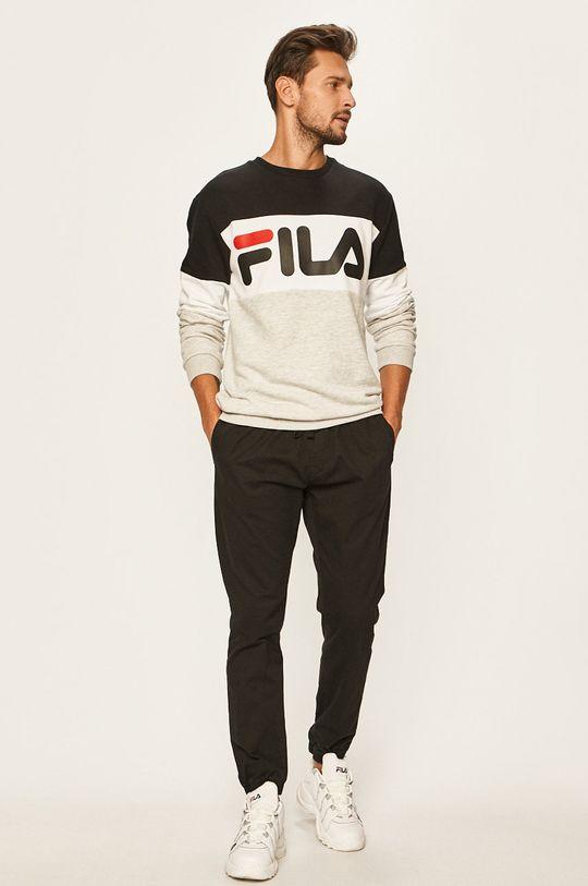 Fila - Bluza jasny szary