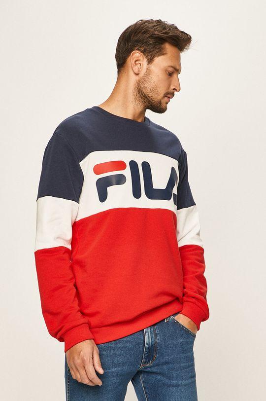 multicolor Fila - Bluza Męski