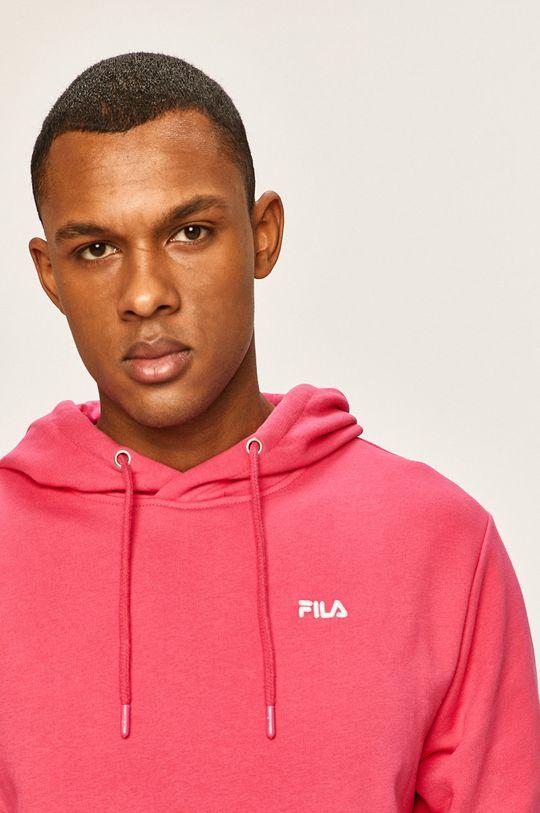 ostry różowy Fila - Bluza