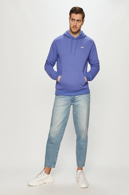 FILA - Bluza 688163 niebieski