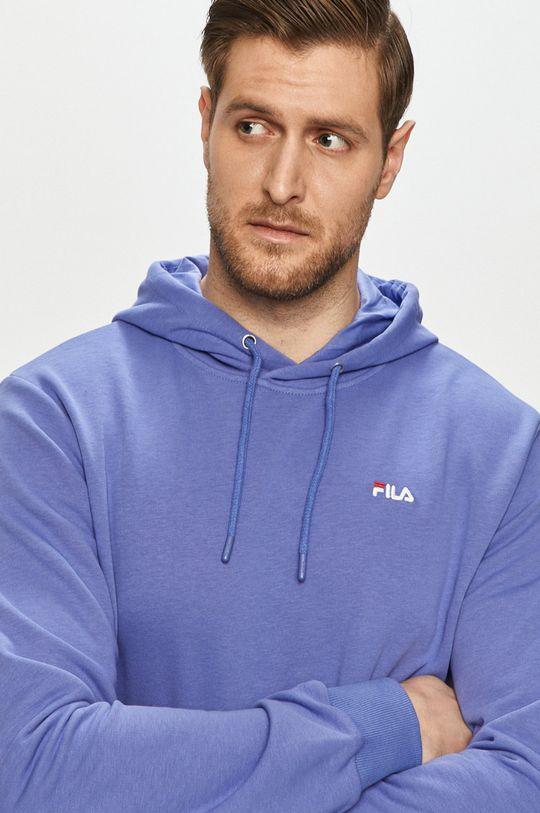 niebieski FILA - Bluza 688163