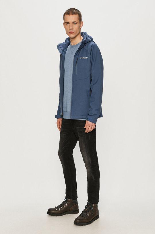 Columbia - Bluza jasny niebieski