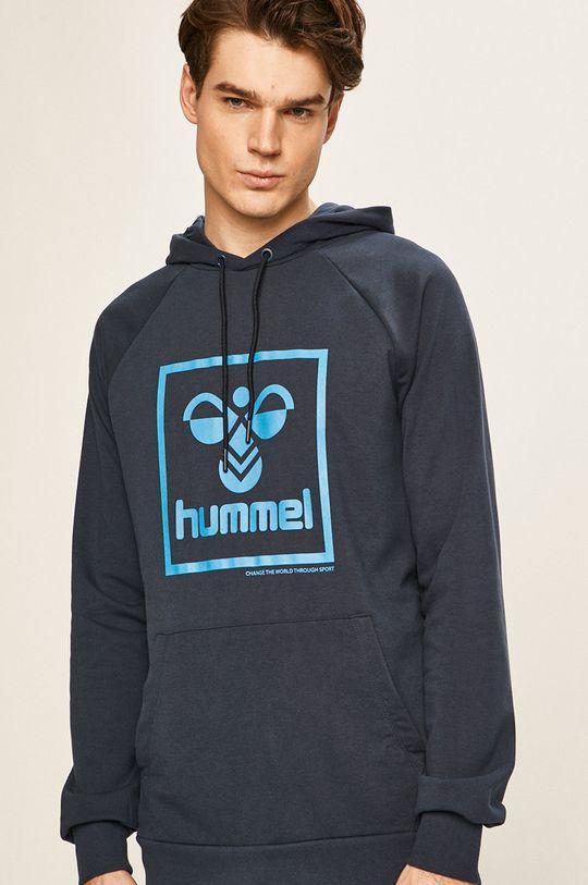 tmavomodrá Hummel - Mikina