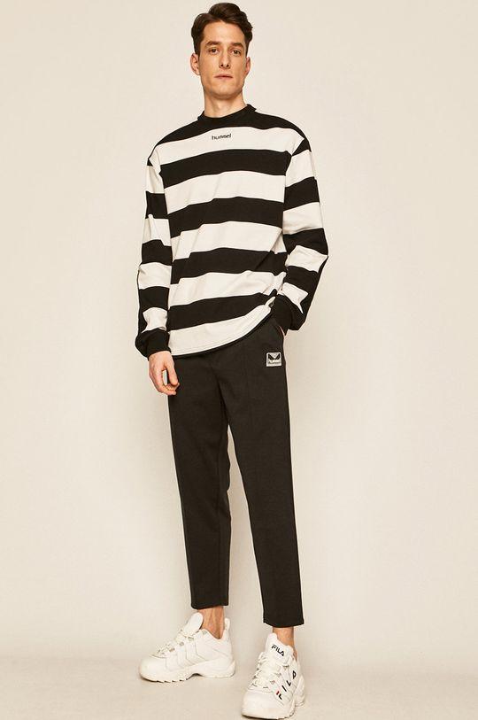 Hummel - Bluza negru