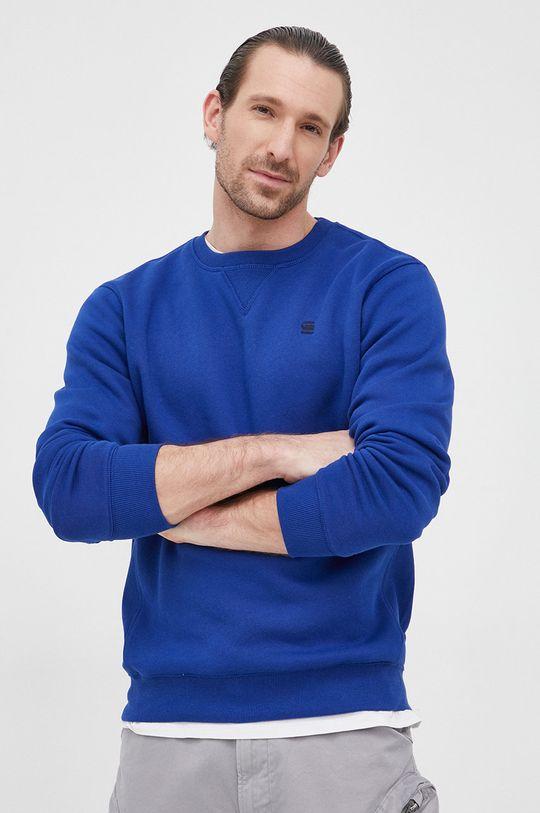 albastru G-Star Raw - Bluza De bărbați