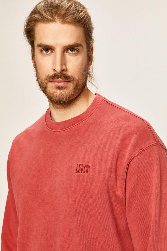 czerwony Levi's - Bluza