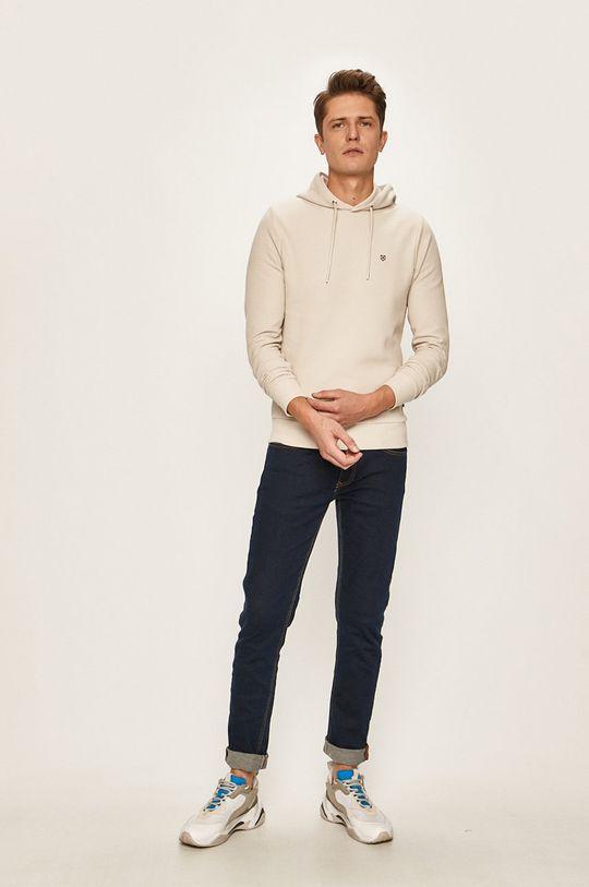 Premium by Jack&Jones - Bluza jasny szary
