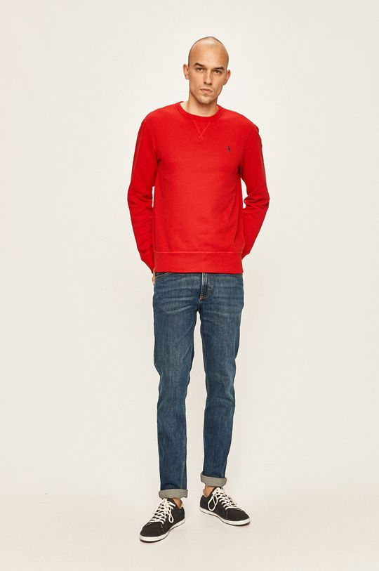 Polo Ralph Lauren - Mikina červená