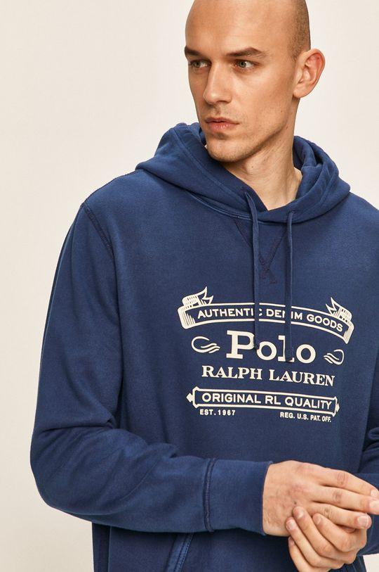 námořnická modř Polo Ralph Lauren - Mikina Pánský