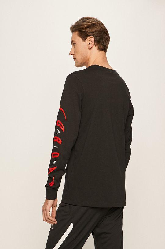 Jordan - Pánske tričko s dlhým rukávom  100% Bavlna