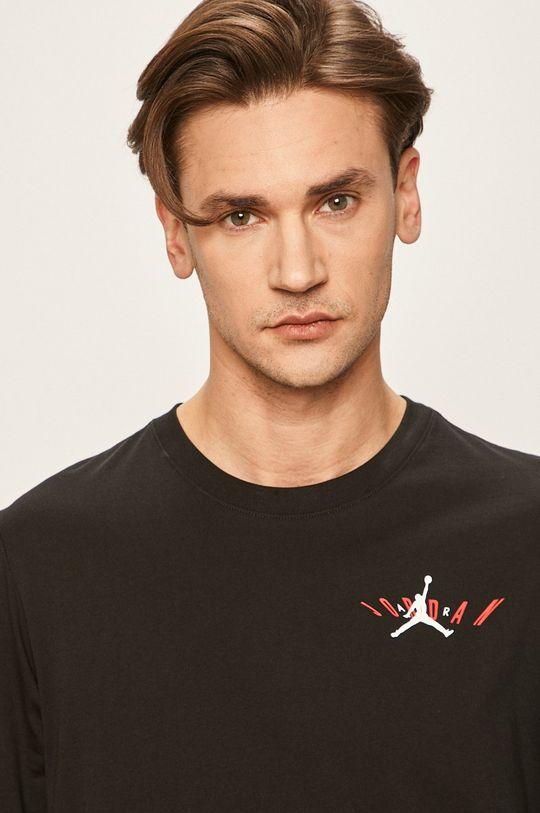 Jordan - Pánske tričko s dlhým rukávom Pánsky