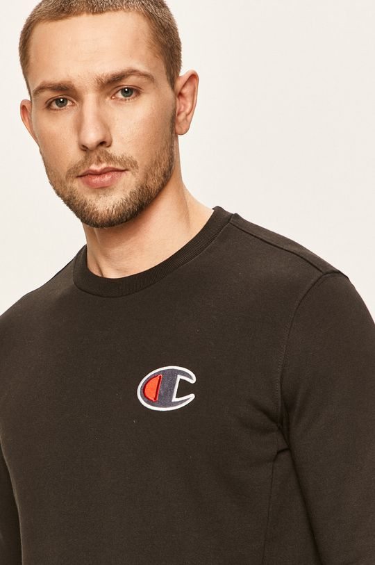 czarny Champion - Bluza