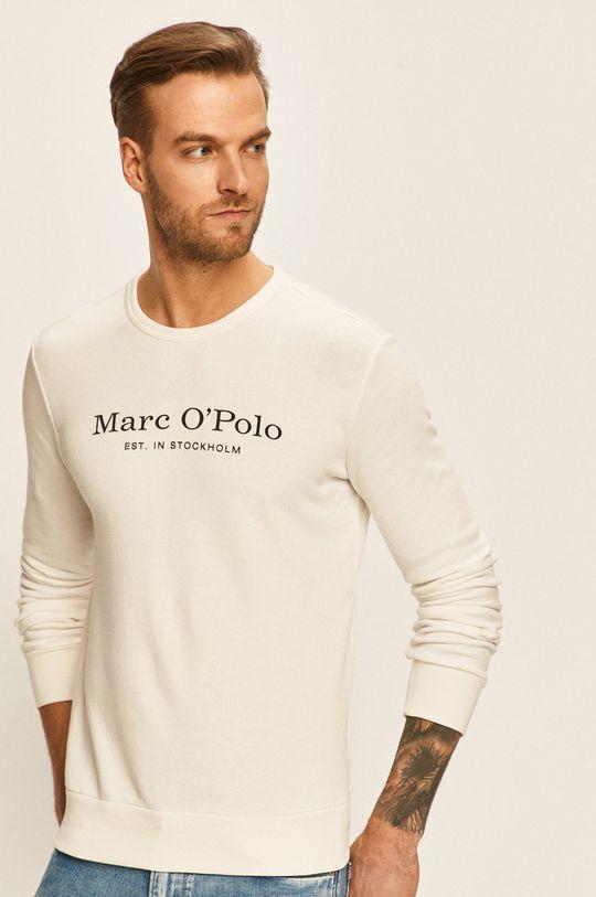 alb Marc O'Polo - Bluza De bărbați