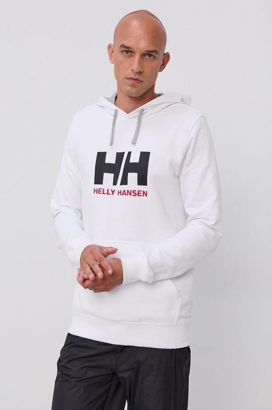 biały Helly Hansen - Bluza Męski