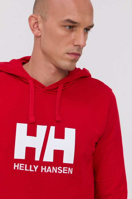 ostry czerwony Helly Hansen - Bluza