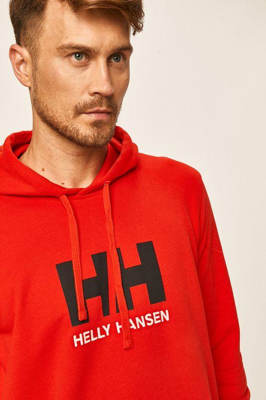 czerwony Helly Hansen - Bluza