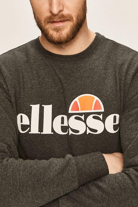 grafitowy Ellesse - Bluza