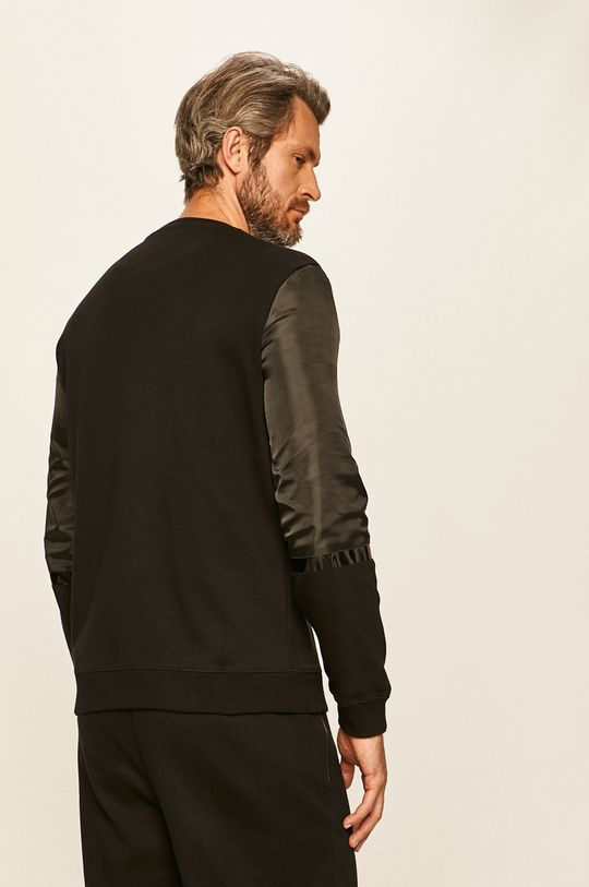 Guess Jeans - Mikina  Materiál č. 1: 100% Bavlna Materiál č. 2: 100% Polyester Materiál č. 3: 100% Polyester