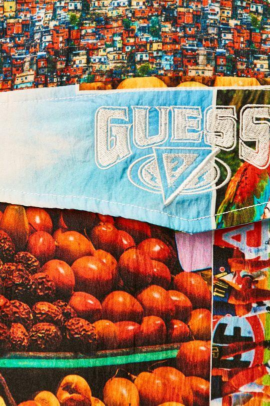 vícebarevná Guess Jeans - Bunda
