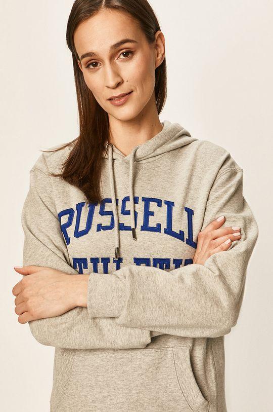 Russel Athletic - Bluza 80 % Bawełna, 20 % Poliester