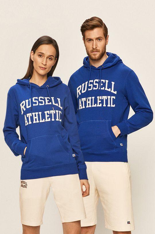 modrá Russell Athletic - Mikina Unisex
