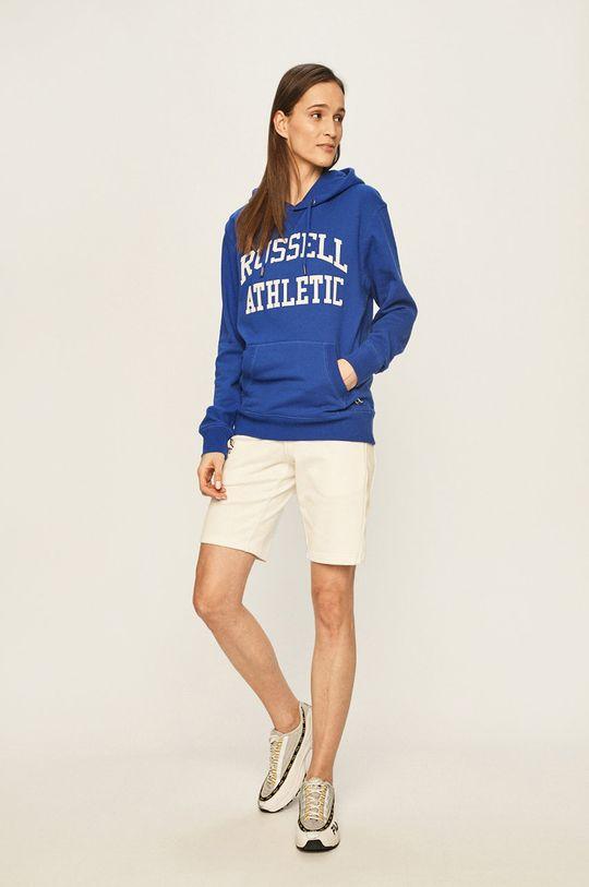Russell Athletic - Mikina modrá