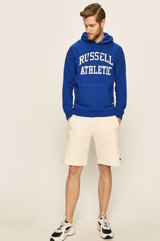 Russell Athletic - Mikina  80% Bavlna, 20% Polyester