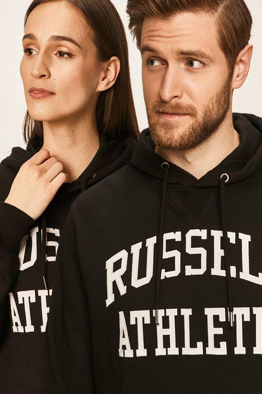 černá Russell Athletic - Mikina Unisex