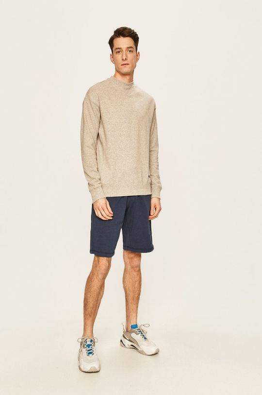 jasny szary Russel Athletic - Bluza