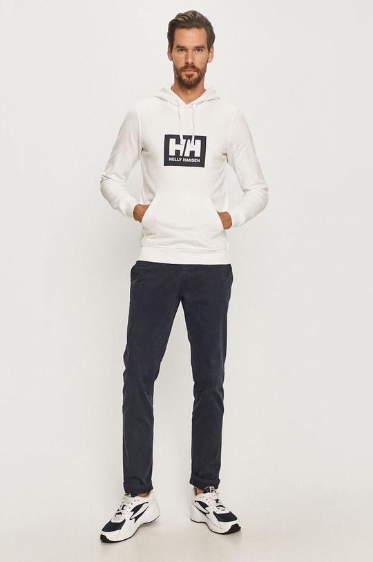 Helly Hansen - Bluza biały