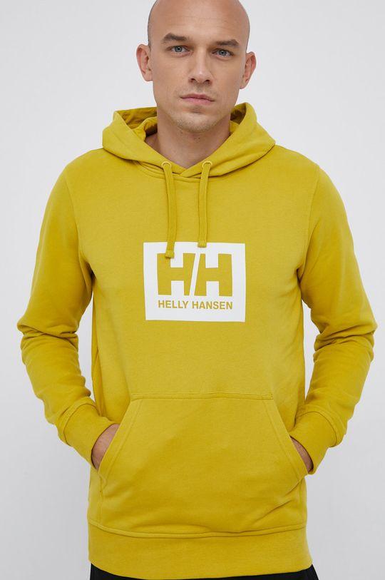 Helly Hansen - Bluza bawełniana 100 % Bawełna organiczna