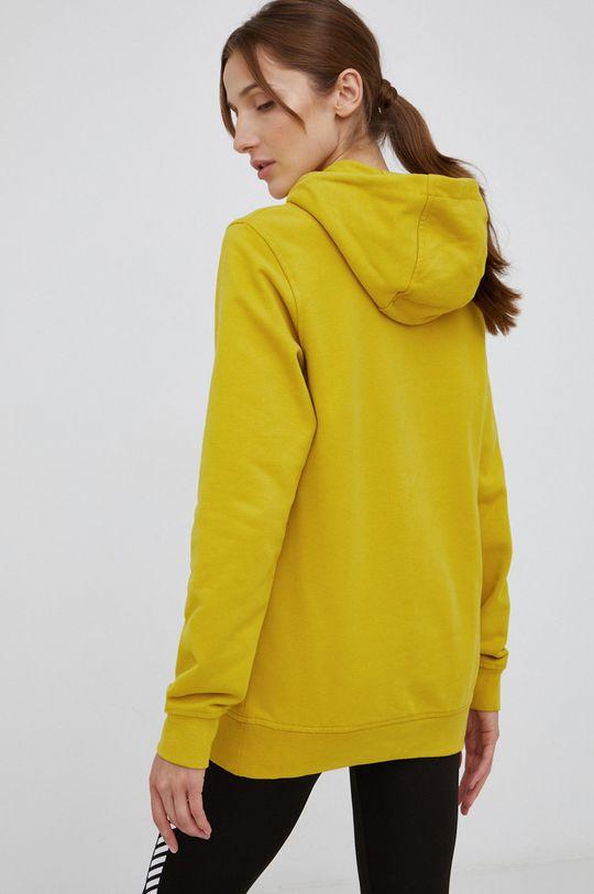 żółty Helly Hansen - Bluza bawełniana
