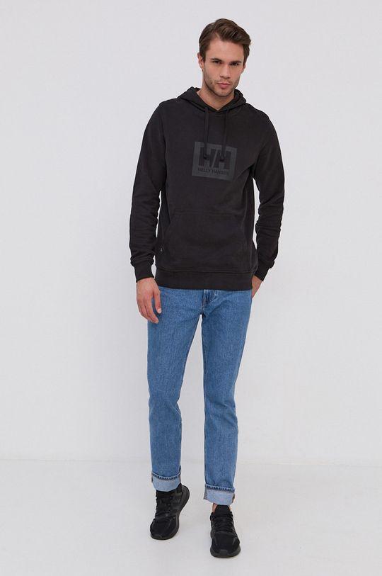 Helly Hansen - Bluza czarny