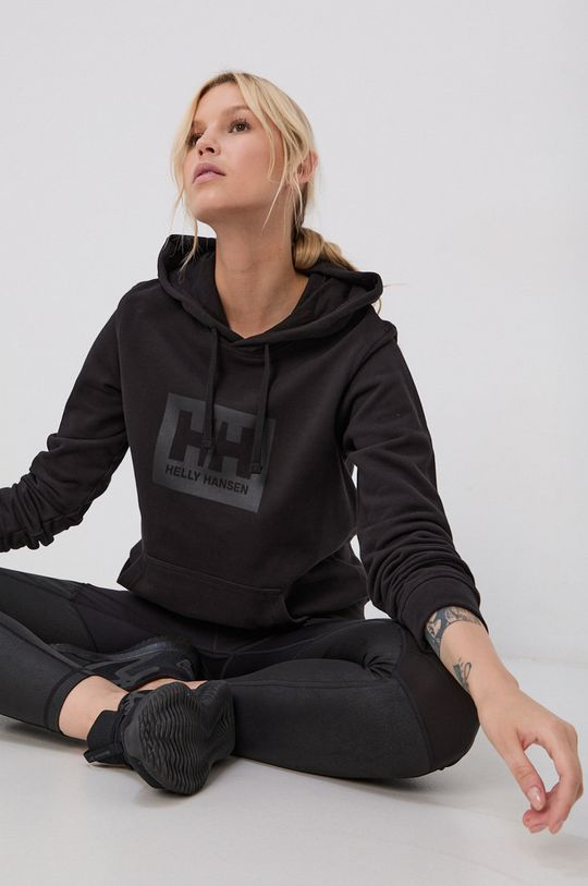 Helly Hansen - Bluza 100 % Bawełna organiczna