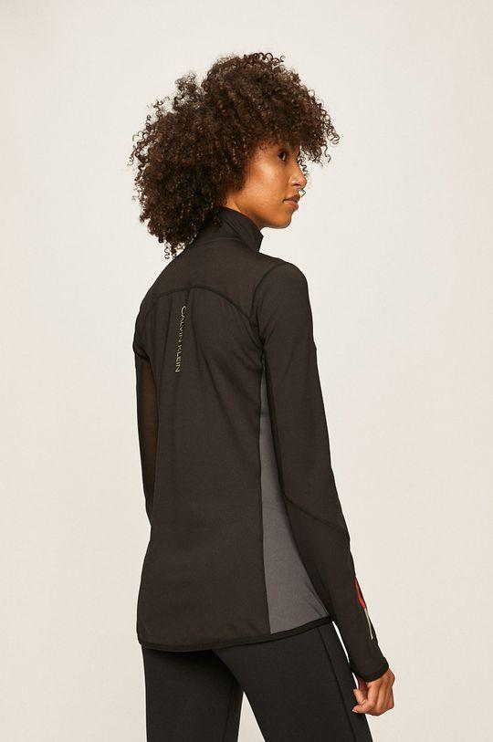 Calvin Klein Performance - Mikina 21% Elastan, 79% Polyester